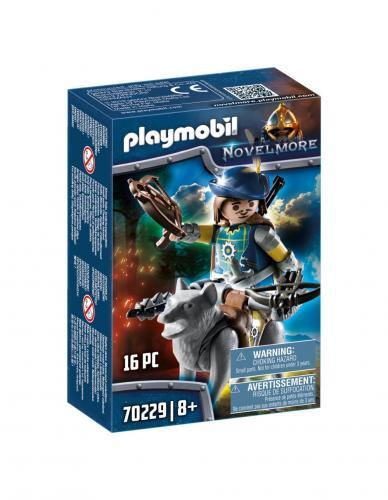 Cavaler Novelmore - Arbaleta Si Lup - Jucarii Playmobil -