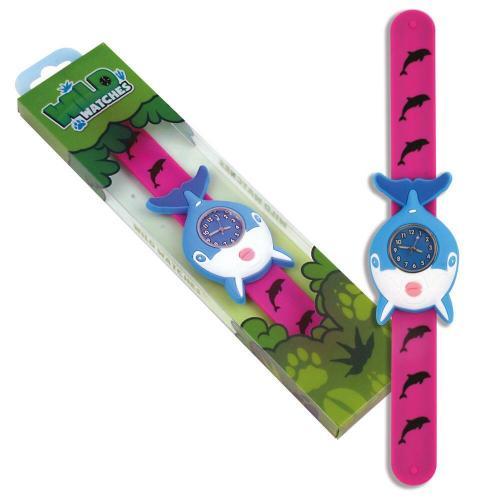 Ceas de mana pentru copii - Delfin - Jucarii copilasi - Jucarii educative bebe