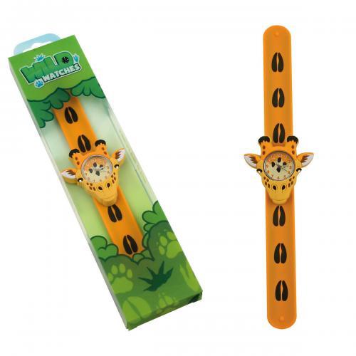 Ceas de mana pentru copii - Girafa - Jucarii copilasi - Jucarii educative bebe