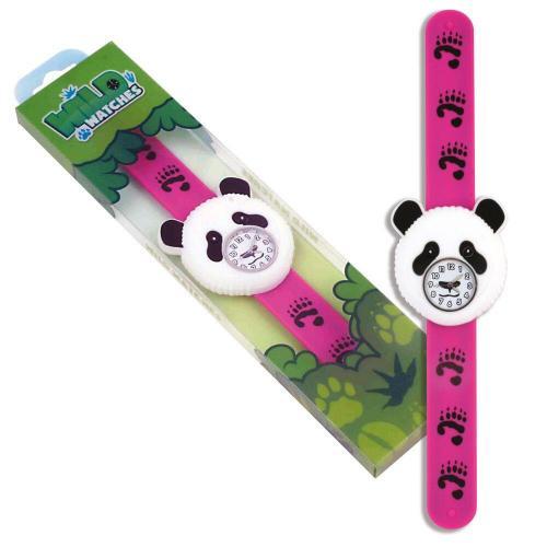 Ceas de mana pentru copii - Panda - Jucarii copilasi - Jucarii educative bebe