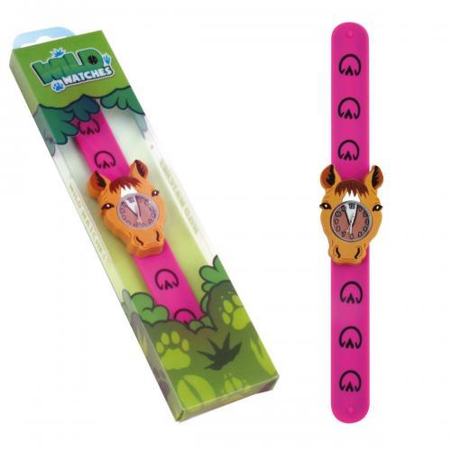 Ceas de mana pentru copii - Ponei - Jucarii copilasi - Jucarii educative bebe