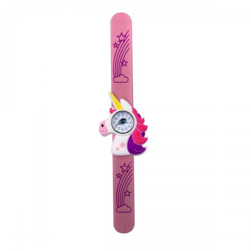 Ceas de mana pentru copii - Unicorn - Jucarii copilasi - Jucarii educative bebe