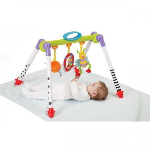 Centru De Joaca Pliabil - Albinuta Plimbareata Taf Toys - Camera bebelusului - Saltea de joaca
