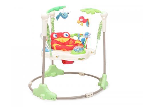 Centrul De Activitate Copii 2 In 1 Cangaroo Tropic Fun - Jucarii exterior - Complex de joaca
