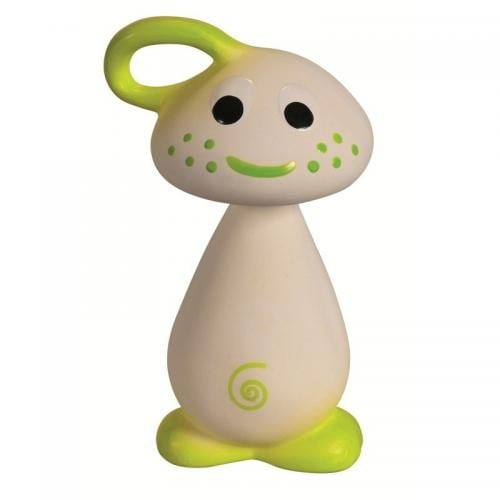 Chan Pie Gnon - jucarie cauciuc natural Verde - Jucarii bebelusi -