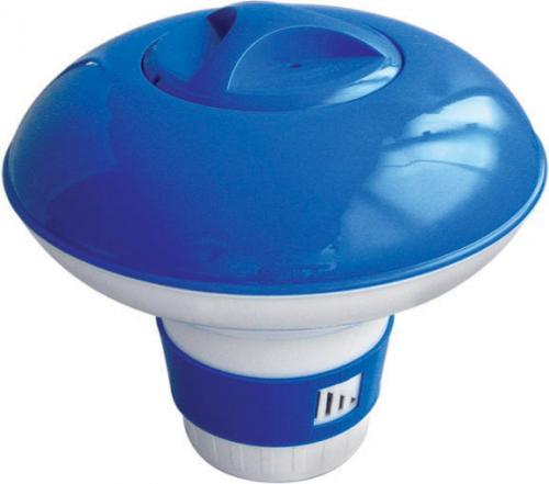 Clorinator flotant piscine pentru tablete diametru 3 k027bu - Jucarii exterior - Piscine