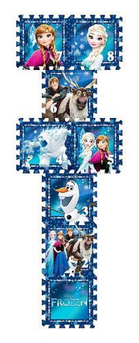 Covor puzzle din spuma Sotron Frozen 8 piese - Jucarii copilasi -