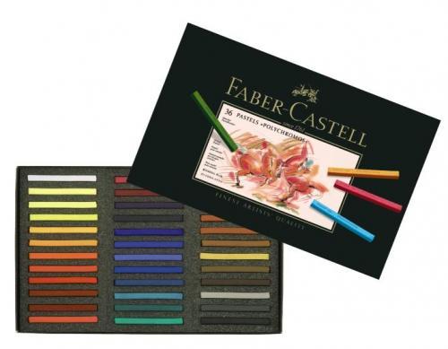 Creioane Pastel 36 Culori Polychromos Faber-castell - Rechizite - Pictura si desen