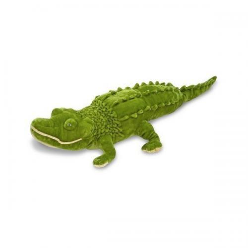 Crocodil Gigant Din Plus Melissa And Doug - Jucarii copilasi - Jucarii din plus