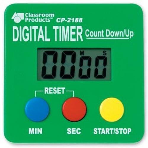 Cronometru digital - Rechizite - Materiale didactice