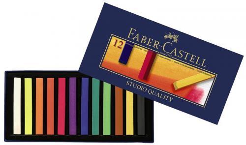 Cutie Creioane Pastel Soft Faber-castell 36 Culori - Rechizite - Pictura si desen
