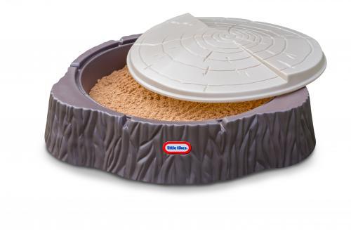 Cutie Pentru Nisip Trunchi Copac - Jucarii exterior - Complex de joaca