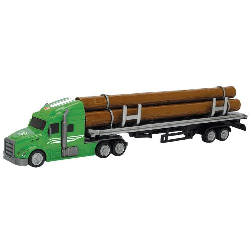 Dickie camion transport busteni - Jucarii copilasi - Avioane jucarie