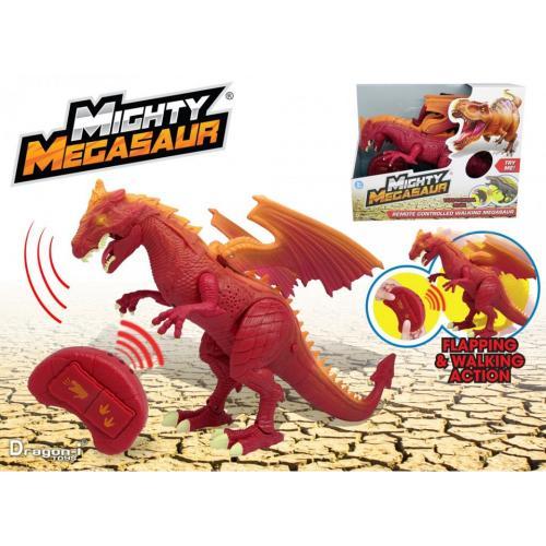 Dinozaur Dragon Cu Telecomanda - Jucarii copilasi - Figurine pop