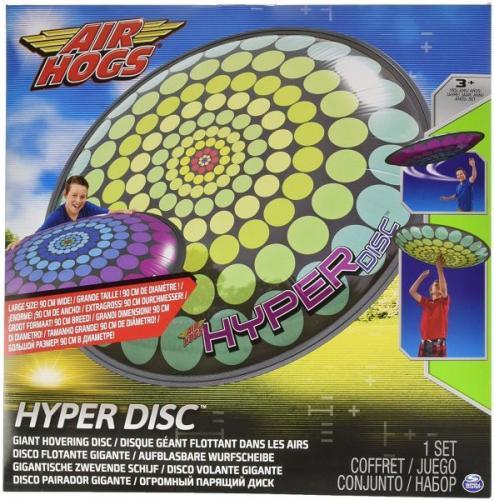 Disc gonflabil zburator - Air Hogs Hyper Disc - Jucarii copilasi - Jucarii gonflabile