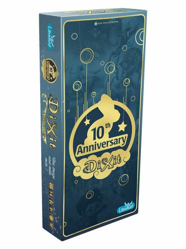 Dixit Anniversary Ro - Jocuri pentru copii - Jocuri societate