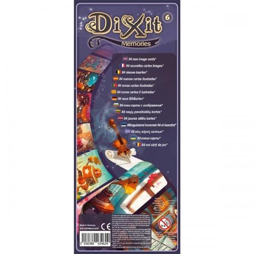 Dixit Memories Ro - Jocuri pentru copii - Jocuri societate