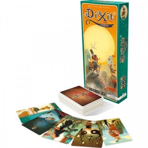 Dixit Origins Ro - Jocuri pentru copii - Jocuri societate