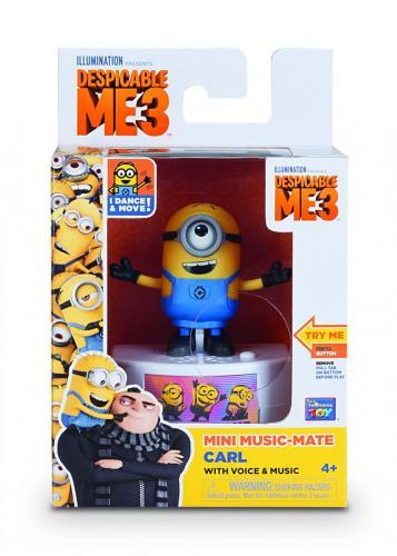 Dm3 figurina danseaza si canta -9 cm - divpersonaje - Jucarii copilasi - Figurine pop