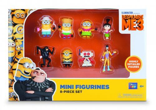 Dm3 set 8 figurine - 5 cm - Jucarii copilasi - Figurine pop