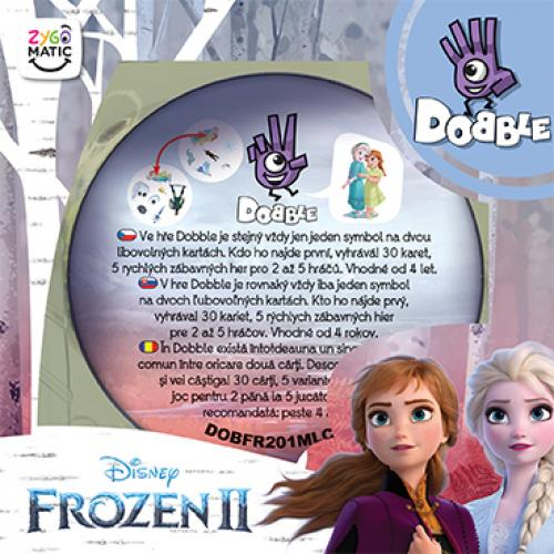 Dobble Frozen 2 - Jucarii copilasi -