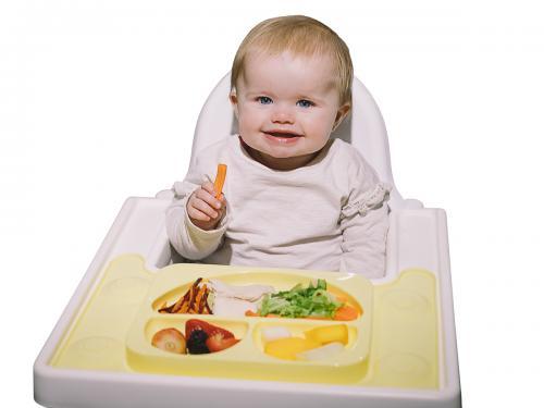 Easymat Perfect Fit - farfurie autodiversificare pentru Ikea Antilop - Hrana bebelusi - Accesorii alimentare