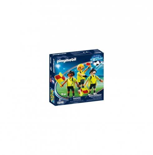 Echipa De Arbitrii - Jucarii Playmobil -