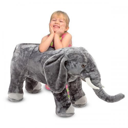 Elefant Din Plus - Jucarii copilasi - Jucarii din plus