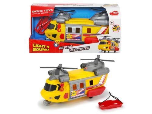 Elicopter pentru interventie rapida - Jucarii copilasi - Avioane jucarie