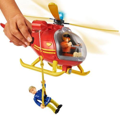 Elicopterul pompierului sam wallaby - Jucarii copilasi - Avioane jucarie