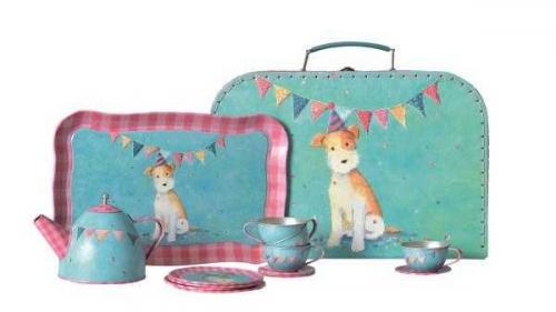 Eliot - set ceai in valiza - egmont - Jucarii copilasi -