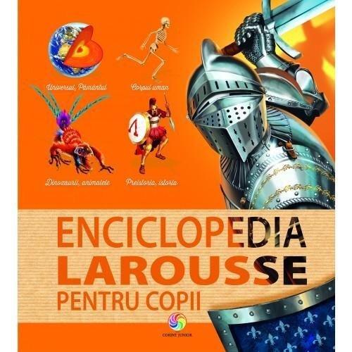 Enciclopedia Larousse pentru copii - Carti  -