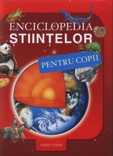 Enciclopedia stiintelor pentru copii - Carti  -