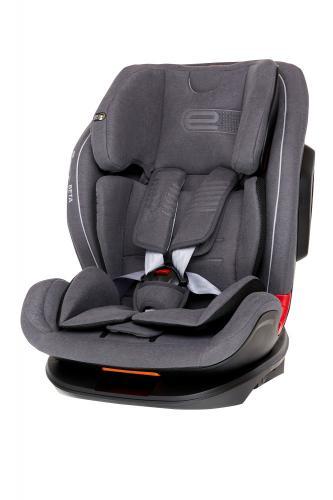 Espiro Beta scaun auto cu isofix 9-36 kg - 07 Gray&Silver 2019 - Scaune auto copii - Scaun auto 9-36 Kg