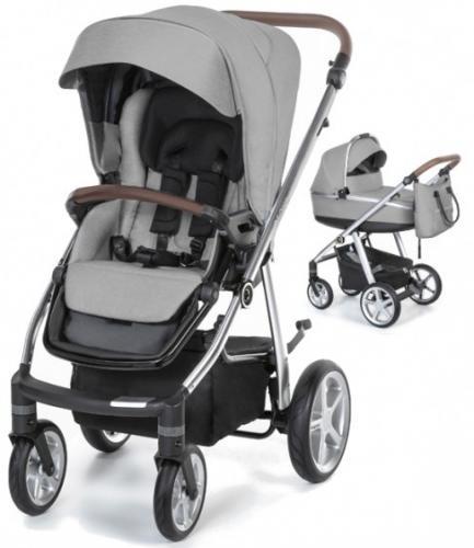 Espiro Next Avenue 21 Air carucior multifunctional 2:1 - 107 Grey Dove 2020 - Carucior bebe -