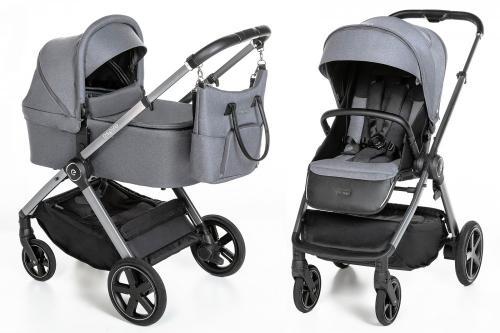 Espiro Only carucior multifunctional 2:1 - 17 Graphite Street 2020 - Carucior bebe -