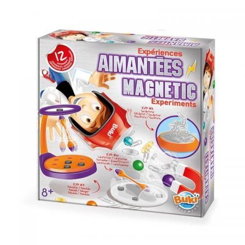 Experimente magnetice - Jocuri pentru copii - Jocuri magnetice