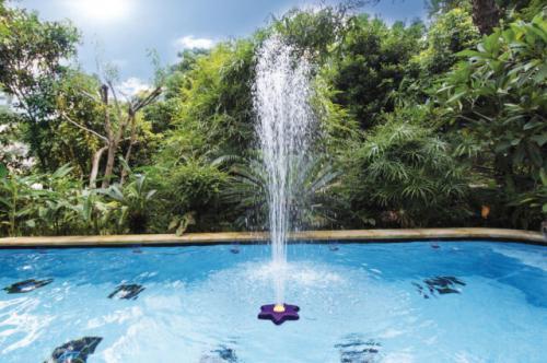Fantana arteziana flora pentru piscine k737cbx - Jucarii exterior - Piscine