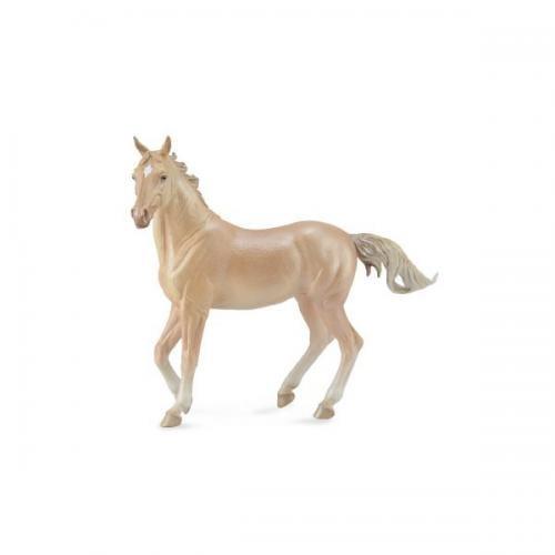 Figurina Cal Akhal-Teke Perlino XL Collecta - Jucarii copilasi - Figurine pop