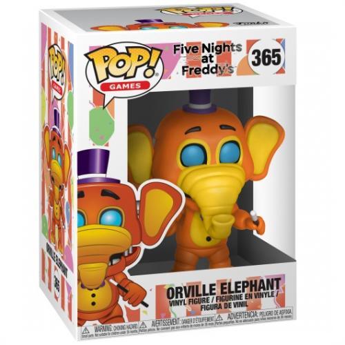 Figurina din vinil orville elephant - five nights at freddys - 105 cm - Jucarii copilasi - Jucarii din plus