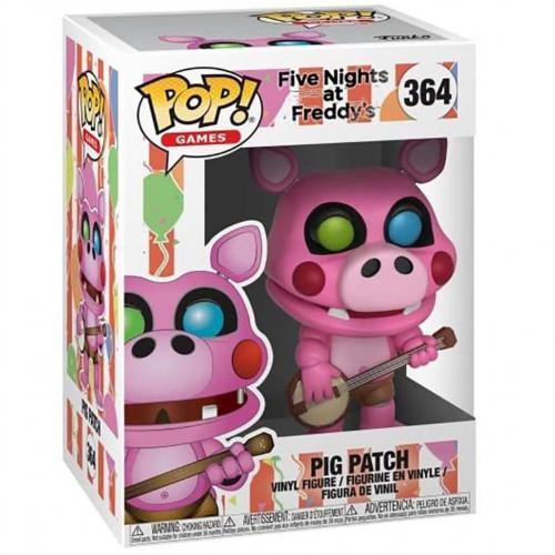 Figurina din vinil pig patch - five nights at freddys - 10 cm - Jucarii copilasi - Jucarii din plus