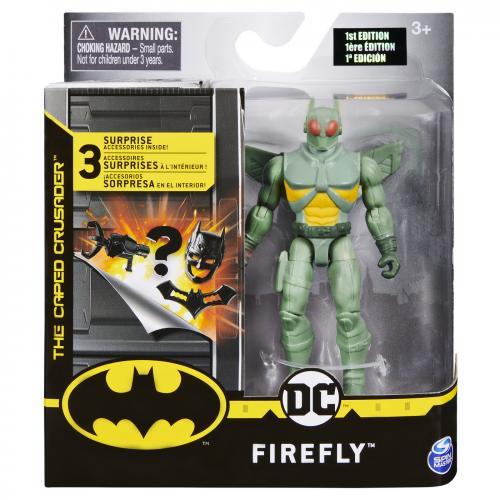 Figurina firefly 10cm cu 3 accesorii surpriza - Jucarii copilasi - Figurine pop