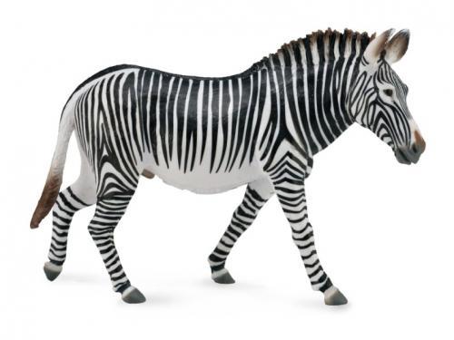 Figurina Zebra Grevy XL Collecta - Jucarii copilasi - Figurine pop