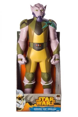 Figurine SW REBELII 45 cm - Zeb - Jucarii copilasi - Figurine pop