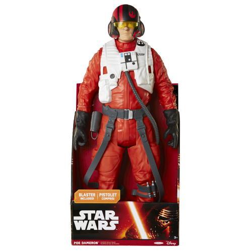 Figurine SW VII 45 cm - Fighter Pilot - Jucarii copilasi - Figurine pop