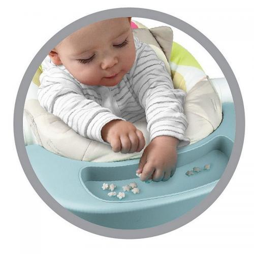 Fotoliu bebe transformabil in antemergator Smily Play Owly - Plimbare bebe - Premergator copii