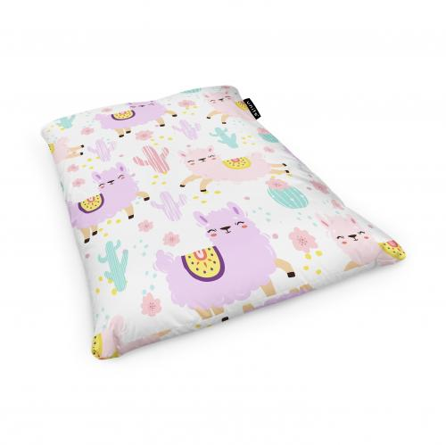 Fotoliu units puf (bean bags) tip perna - impermeabil - alpaca - Camera bebelusului - Bean bags