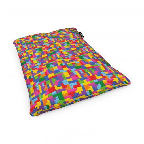 Fotoliu units puf (bean bags) tip perna - impermeabil - lego tetris - Camera bebelusului - Bean bags