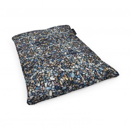Fotoliu units puf (bean bags) tip perna - impermeabil - pietricele - Camera bebelusului - Bean bags