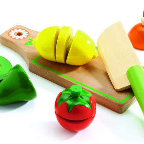 Fructe si legume de feliat djeco - Jucarii copilasi -